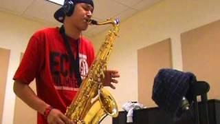 Dido   Thank You   Tenor Saxophone by charlez360