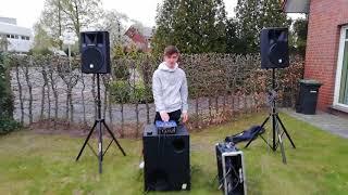 Download Lagu Outdoor Soundcheck: The Box TA18 + The Box pa302p Mp3