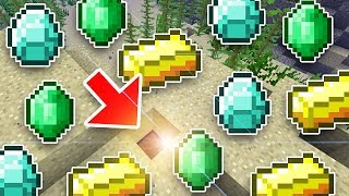 Minecraft: Finding New Buried Treasure!