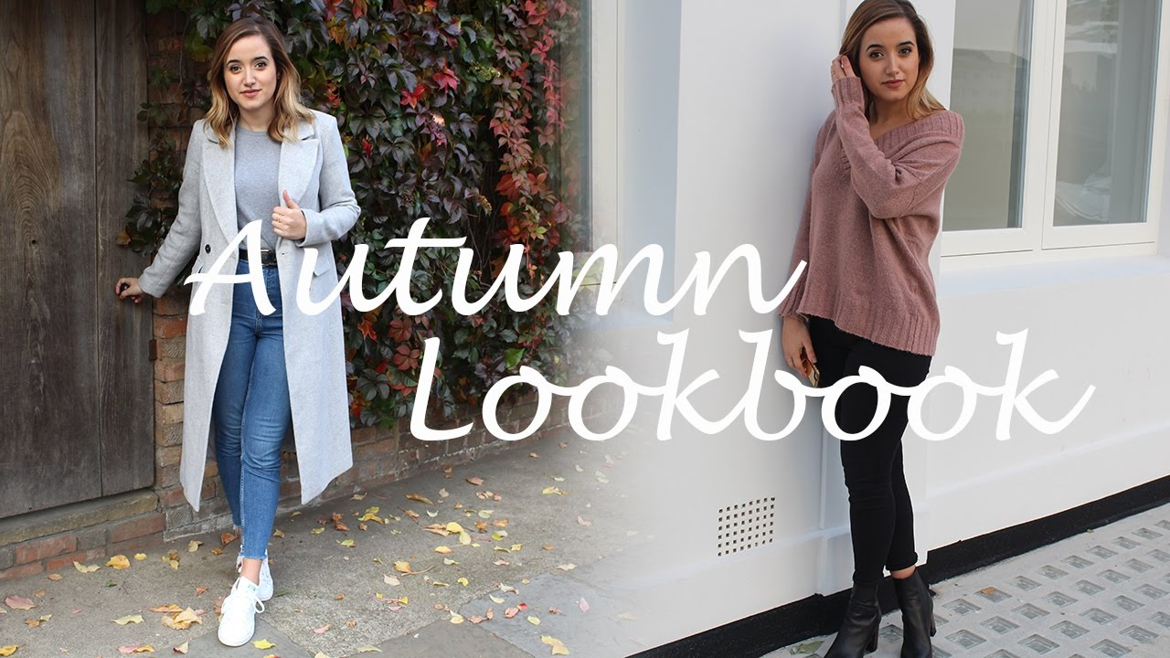 Autumn/Fall Lookbook | A Little Obsessed #Vlogtober