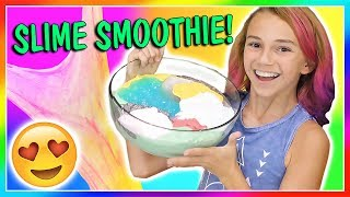 """Kayla takes all of her slimes that she's made and mixes them to make the ultimate slime smoothie. See what her slime smoothie ends up looking like when mixed together. Super fun! Subscribe https://www.youtube.com/c/wearethedavises?sub_confirmation=1Our mailing address:We Are The Davises28241 Crown Valley Pkwy Suite F #613Laguna Niguel, CA 92677""""We Are The Davises"""" is an entertaining family vlog channel based in Florida. Our daily videos show our real life moments, challenges, funny skits, and traveling adventures. Shawn is an outstanding father and husband that enjoys coaching children in team sports like football and wrestling. Connie is very creative with our channel as she makes everything in our lives as fun and entertaining as possible while still molding our kids into the amazing people they are today. Kayla is currently 12 years old. Her passion is competitive cheer leading and loves all animals from fluffy puppies to the little frogs. Tyler is 11 years old and is obsessed with playing video games and team sports such as football. We are excited to share our fun filled journey!Check out our gaming channel We Are The Davises Gaming if you love gaming videos.https://www.youtube.com/channel/UCShsPtvK0WzxjljpN4rhVzgPlease be sure to check out all of our social media platforms that we have listed below for you.Twitter:  https://twitter.com/wearethedavisesFacebook:  https://www.facebook.com/wearethedavises/Instagram: https://www.instagram.com/wearethedavises/Google+: https://plus.google.com/u/0/+WeAreTheDavises2016/postsSnapchat:  https://www.snapchat.com/add/wearethedavisesMusical.ly:  wearethedavisesDo you like certain types of videos? Come and check out the playlists that we have setup to make it easier for you to watch what you like.Here is a playlist of all our daily videos. https://www.youtube.com/playlist?list=PL1SgveIsSpIqtjNq-QnGHSHxv410nkJfyThis playlist was put together specifically for all you Kayla fans.https://www.youtube.com/playlist?list=PL1SgveIsSp"""