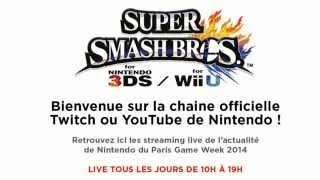 Nintendo France uploads a strange video.