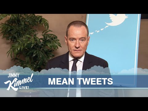 celebrity - Jimmy Kimmel Live - Celebrities Read Mean Tweets #3 Jimmy Kimmel Live's YouTube channel features clips and recaps of every episode from the late night TV sho...