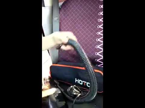 Car Vacuum Cleaner, HOTOR DC12-Volt 106W Wet&Dry Portable Handheld Auto Vacuum Cleaner for Car