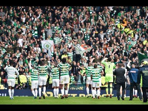 Celtic FC - #CELRAN post-match celebrations