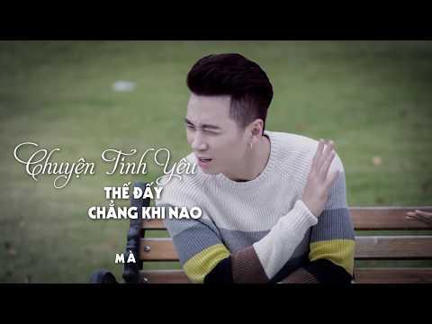 Mình Từng Yêu Như Thế - Karik ft Orange (Lyric Video) - Thời lượng: 3:42.