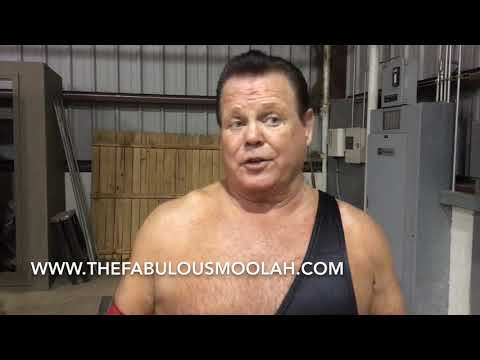 """WWE Host and Hall of Fame superstar , Jerry """"The King"""" Lawler talks The Fabulous Moolah, allegations"""