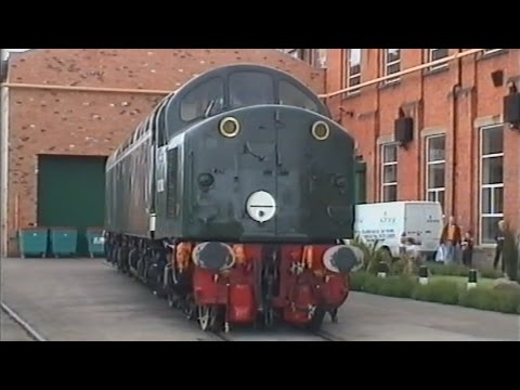 Crewe Works Open Day 20th May 2000