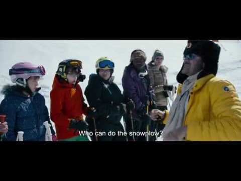 Off piste / Tout schuss (2016) - Trailer (English Subs)