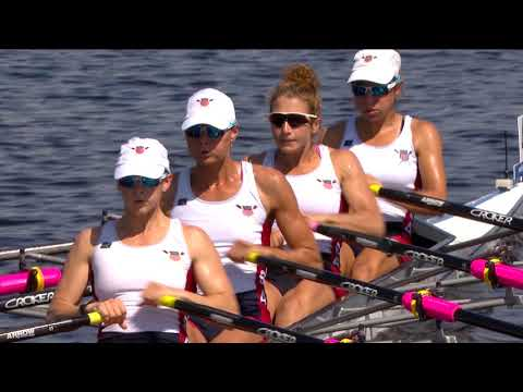 Highlights from Tuesday at the 2017 World Rowing Championships