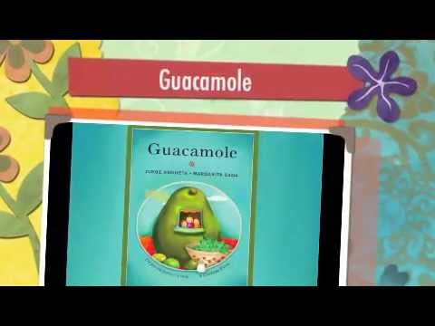 Guacamole- Un poema para cocinar/ A Cooking Book