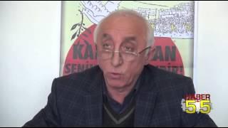 SAMSUN EMEK PARTİSİ GÖZALTINA ALINAN AKADEMİSYENLERİ SAVUNDU...