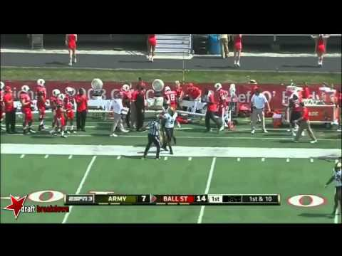 Keith Wenning vs Army 2013 video.