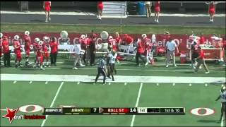 Keith Wenning vs Army (2013)