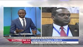 Bottomline East Africa 10th February 2016 (Part 3) - FKF Elections