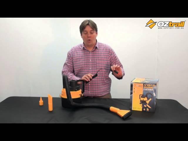 12 Volt Vacuum Cleaner