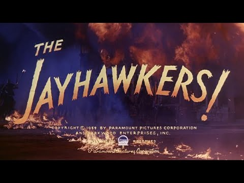 The Jayhawkers! (1959) - Opening Scene