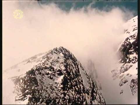 Anděl na horách Lomnický štít