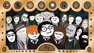Video Die komplette Harry Potter Saga in so und so vielen Sekunden MP3, 3GP, MP4, WEBM, AVI, FLV Agustus 2018