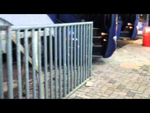Salutaris e Aguia Branca na parada em Catuji-MG