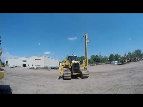 CATERPILLAR パイプレイヤ PL61 equipment video gTvt3X57Uh0