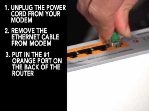 Netgear Router Setup Video