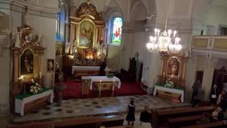 Ostatni dzień jako organista i mocna akcja w kościele…