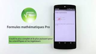 Formules mathématiques YouTube video