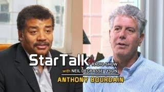 Video ANTHONY BOURDAIN dishes on Food - StarTalk with Neil deGrasse Tyson MP3, 3GP, MP4, WEBM, AVI, FLV September 2019