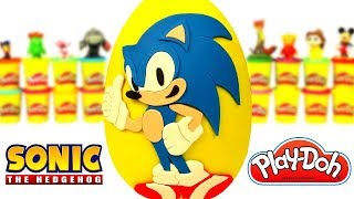 Video Kirpi Sonic Sürpriz Yumurta Oyun Hamuru - Power Rangers MP3, 3GP, MP4, WEBM, AVI, FLV November 2017