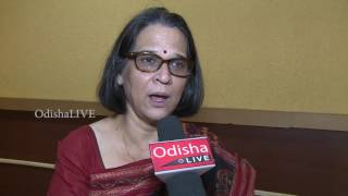 Sashiprava Bindhani, State Information Commissioner - National Media Conclave - Interview