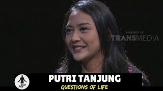Video PUTRI TANJUNG, QUESTIONS OF LIFE | HITAM PUTIH (16/01/18) 1-4 MP3, 3GP, MP4, WEBM, AVI, FLV Mei 2019