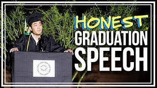 Video My Honest Graduation Speech MP3, 3GP, MP4, WEBM, AVI, FLV Juli 2018