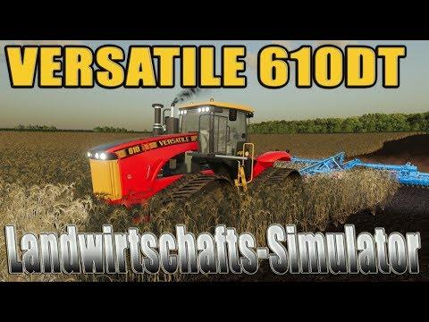 Versatile 610DT v1.0