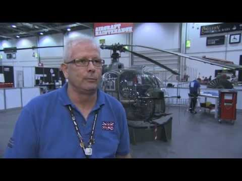WorldSkills London 2011 – Aircraft Maintenance