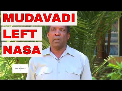 Why Musalia Mudavadi is leaving NASA_Űrhajó videók