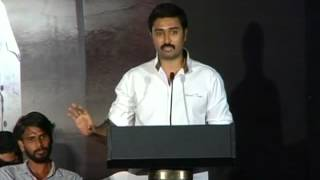 Prasanna Speech