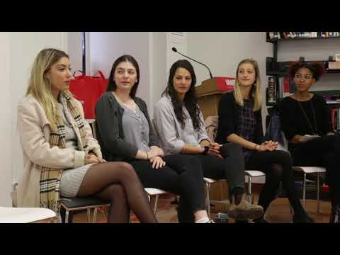 Women of Science 2017: Panel Discussion