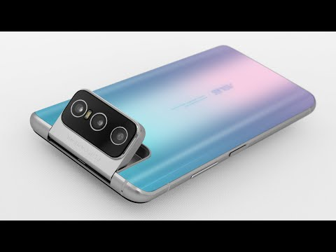 The NEW ASUS ZenFone 7 Pro!
