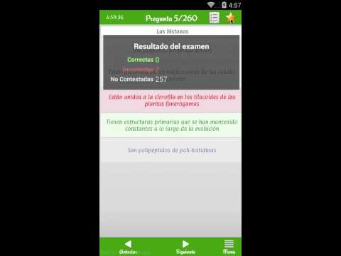 Video of QIR Examen Residente