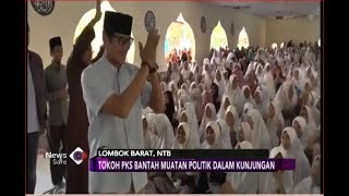 Video Kunjungi Ponpes di Lombok, Sandiaga Uno Disambut Ratusan Santri - iNews Sore 15/08 MP3, 3GP, MP4, WEBM, AVI, FLV Agustus 2018
