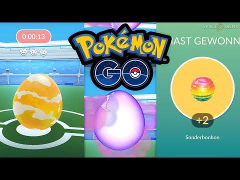 Gelbes Ei, Solo-Raid und mehr PokéCoins | Pokémon GO Deutsch #335