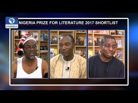 Shortlisted writers for the Nigeria Prize For Literature
