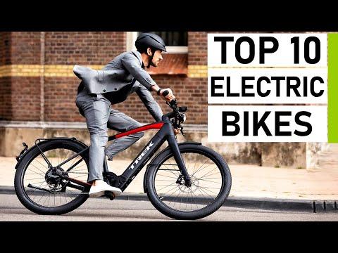 Top 10 Best Electric Bikes in 2020