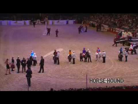 Watch the Shetland Pony Grand National from Olympia [VIDEO]