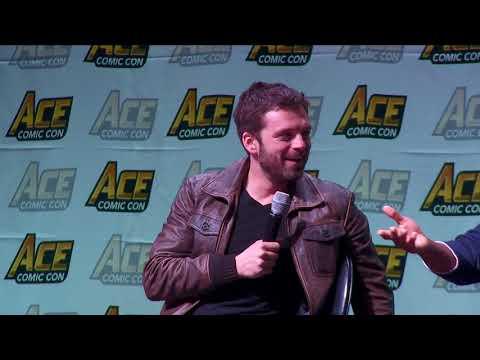 Captain America Panel at ACE Comic Con Arizona w/Chris Evans, Sebstian Stan & Anthony Mackie