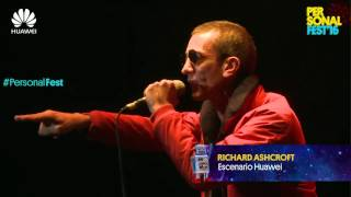 Video Richard Ashcroft -  Personal Fest, Buenos Aires [22-10-2016] MP3, 3GP, MP4, WEBM, AVI, FLV September 2018