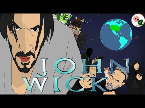 The Future After Touching John Wick's Dog (John Wick - Parody Animation)