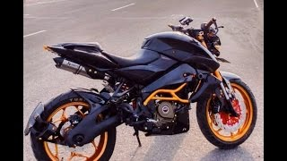 Pulsar 200 Ns  modificaciones extremas (extreme modification)