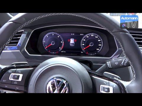 volkswagen tiguan 2016 - primi sguardi